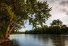 Fox River Summer Sunset