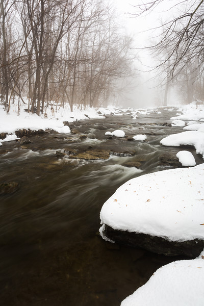 Waubonsee Creek Meltdown #3