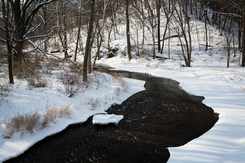 Big Rock Creek Bend