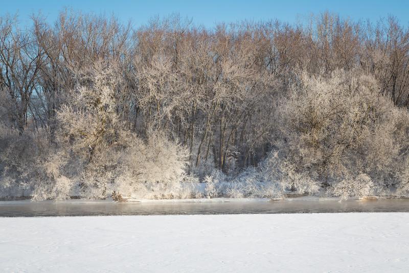 Fox River Hoar Frost