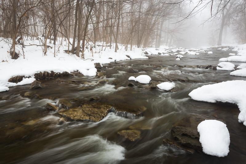 Waubonsee Creek Meltdown #5