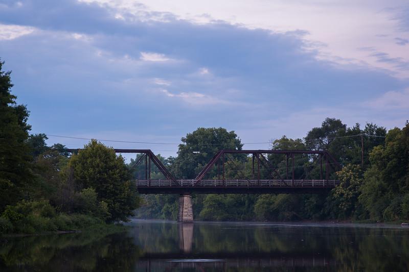 EJE Bridge Dusk