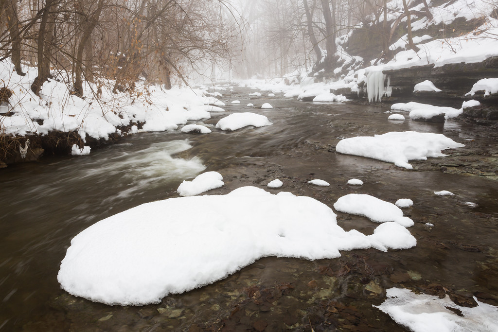 Waubonsee Creek Meltdown #1