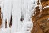 Buffalo Rock Ice Falls