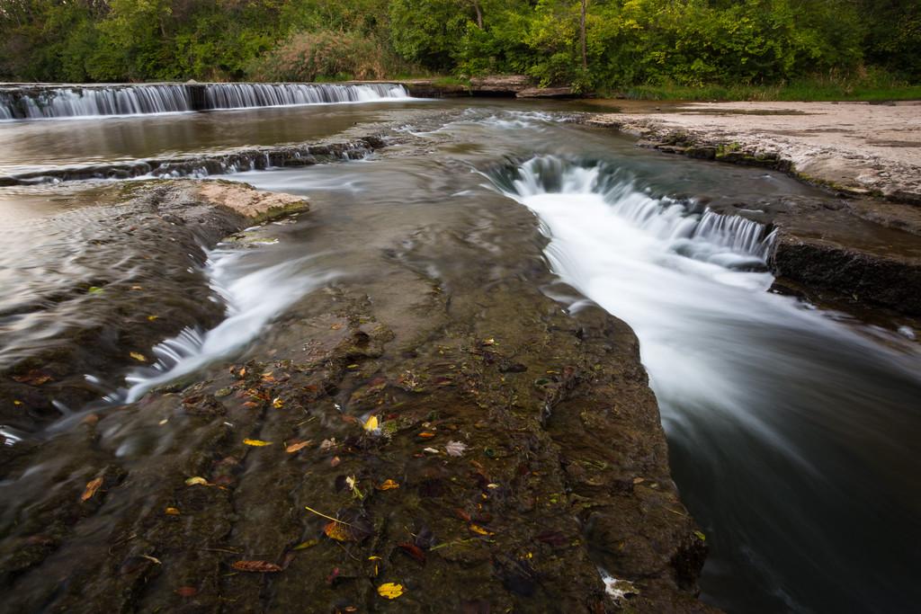 Prairie Creek Falls