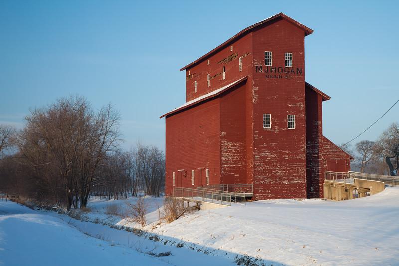 M. J. Hogan Grain Elevator