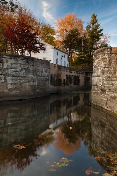 Autumn at Lock 6