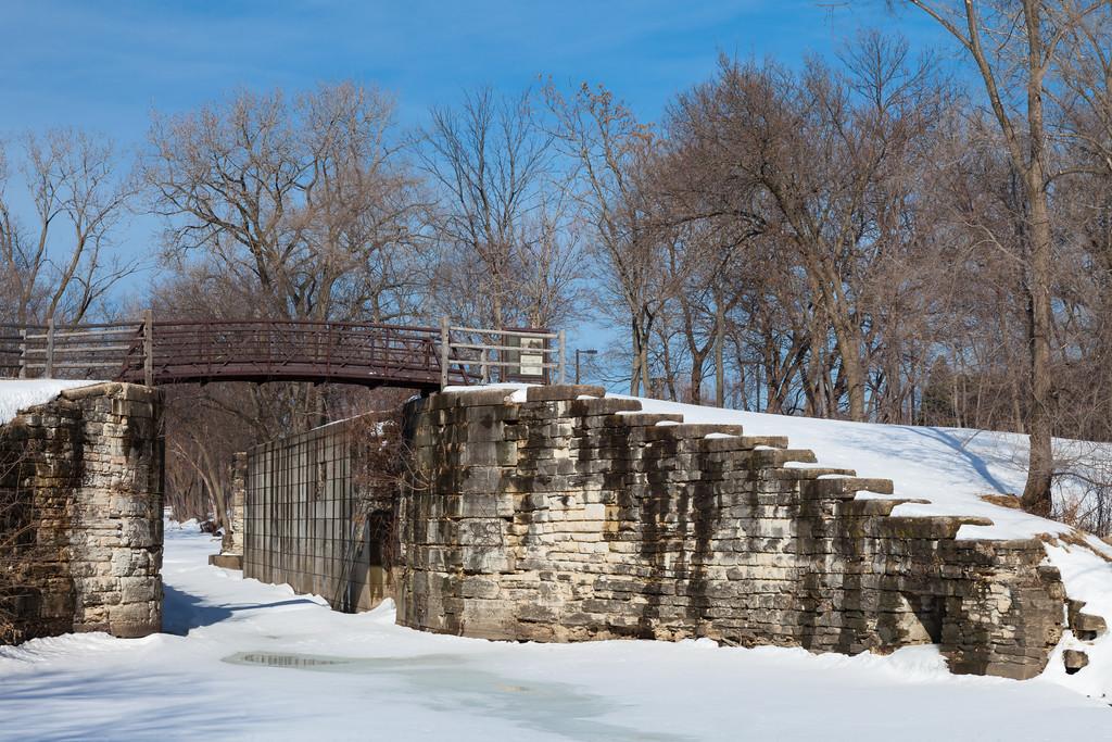 I&M Canal lock 1. Lockport, IL<br /> <br /> IL-110213-0093
