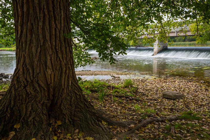 DuPage River Dam