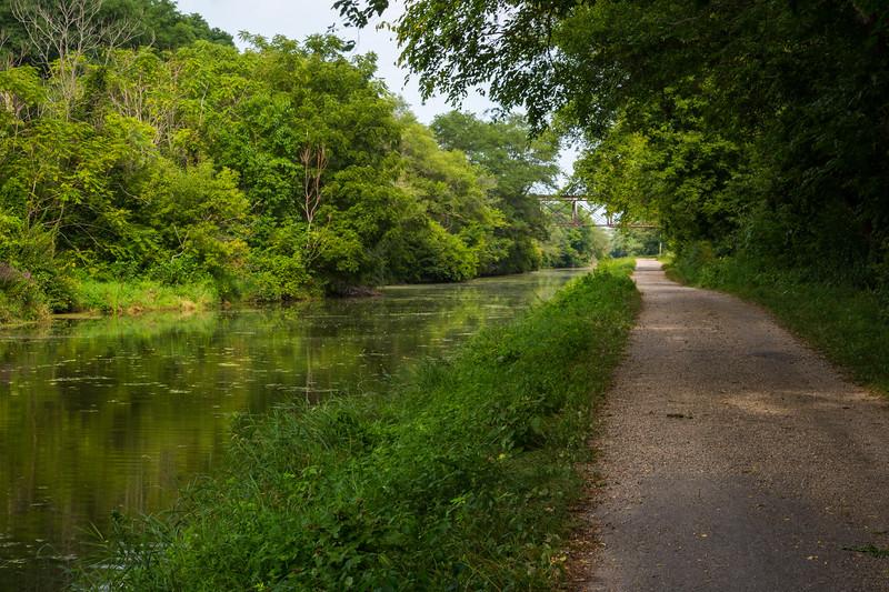Towards the Aqueduct