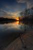 Kankakee River Sunset