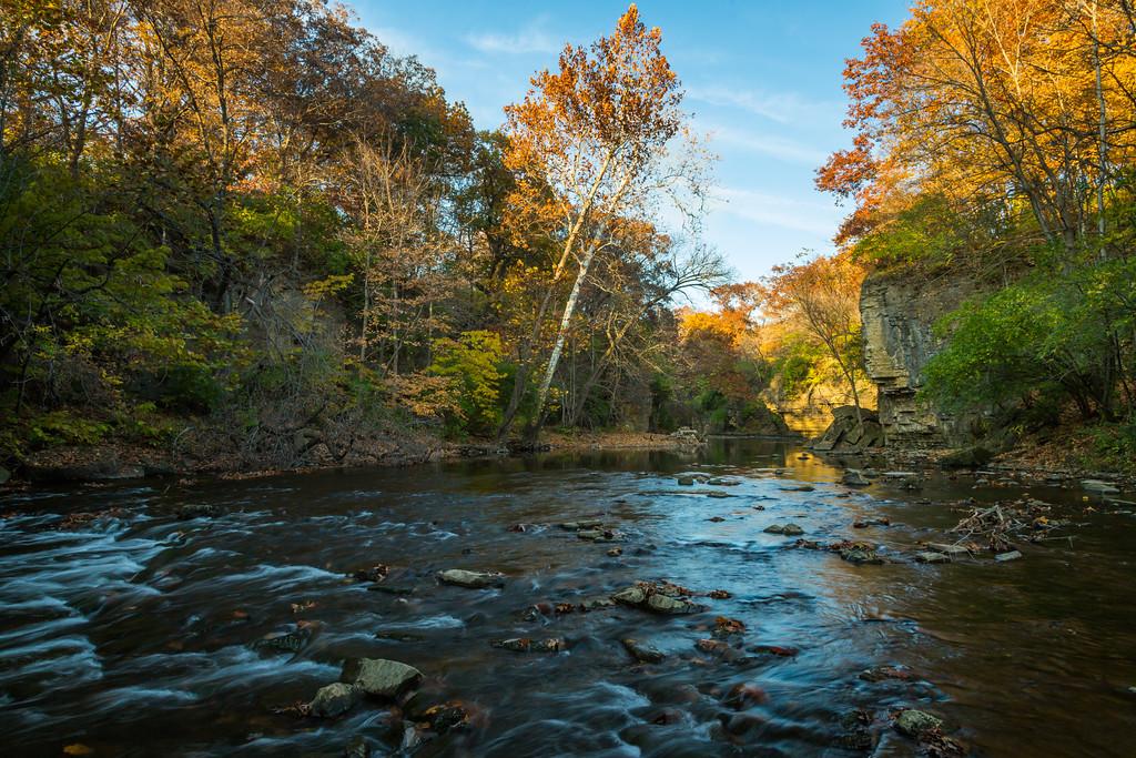 Rock Creek Autumn