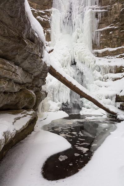 Lake Falls Winter 2019 - 1