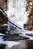 A cold snap converts Lake Falls into an intricate ice sculpture. Lasalle County, IL<br /> <br /> IL-090206-0104