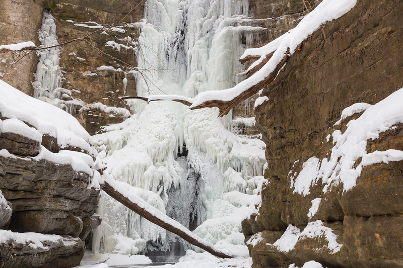 Lake Falls Winter 2019 - 4