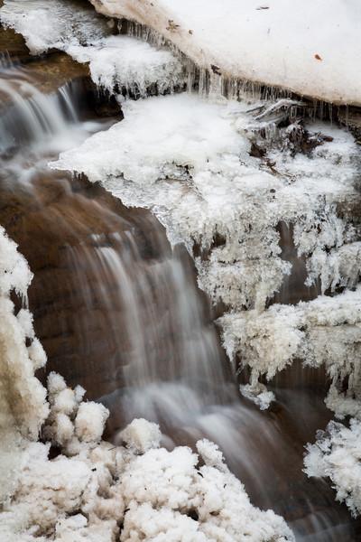 Sac Canyon Waterfall