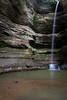 Wildcat Canyon Waterfall