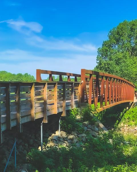 The TREC Trail in Effingham Illinois