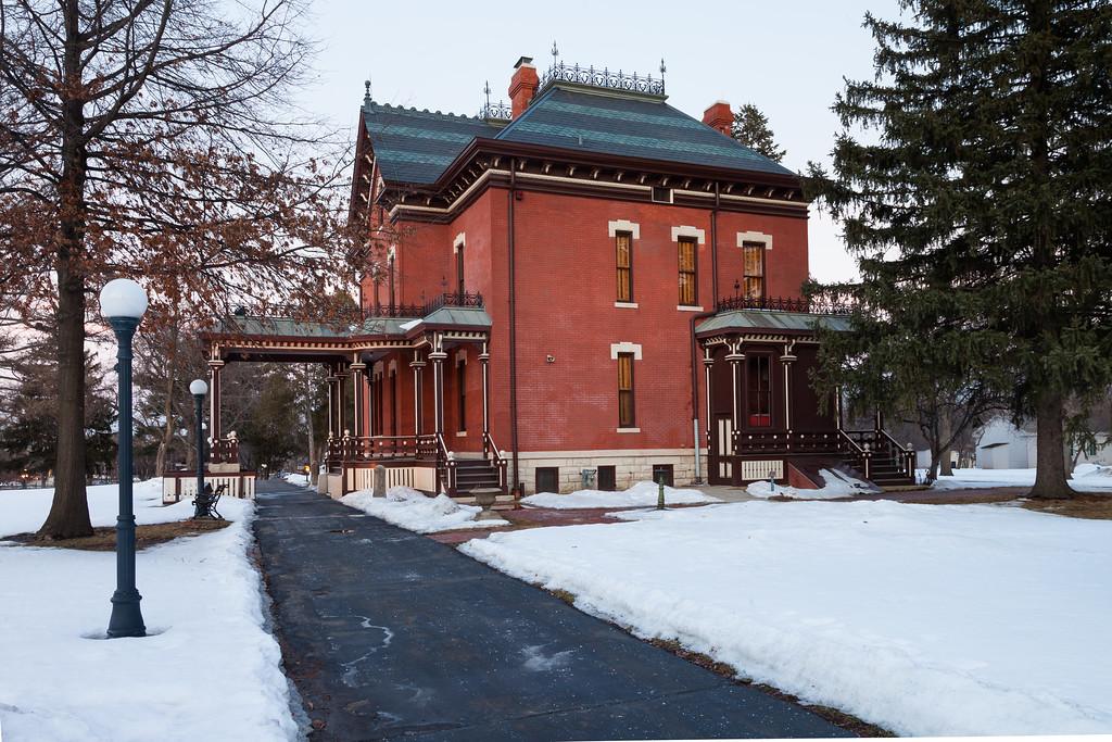 Martin Mitchell Mansion