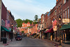 Early morning in Main Street. Galena, IL<br /> <br /> IL-090525-0016