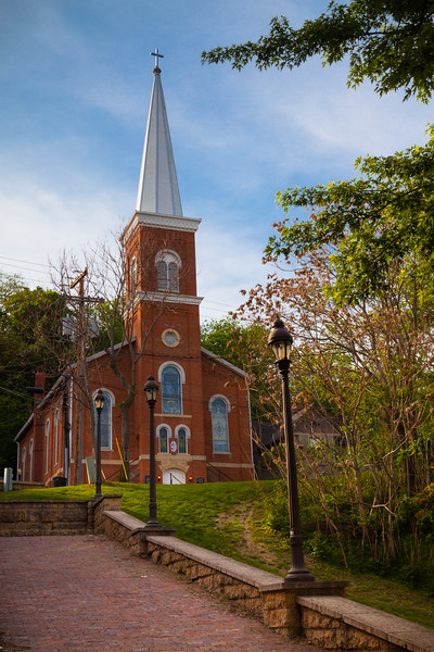 United Methodist Church. Galena, IL<br /> <br /> IL-090524-0028