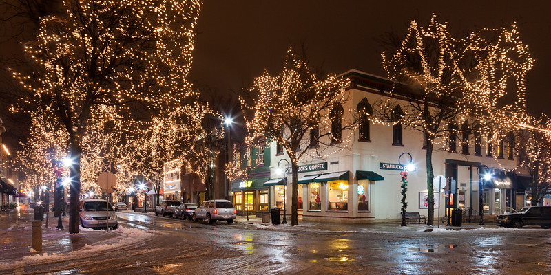 Christmas at Downtown Naperville