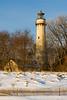 Lighthouse Beach Winter