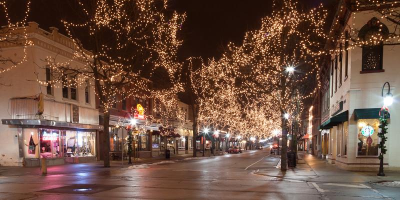 Christmas on Jefferson Street