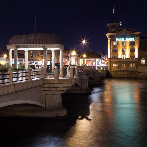 Night in St. Charles
