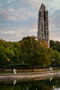 Moser Tower as seen from Centennial Beach. Naperville, IL<br /> <br /> IL-110922-0008