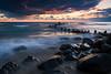 Lighthouse Beach Morning