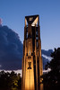 Moser Tower at Dusk