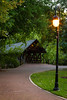 A peaceful late summer evening on the Naperville Riverwalk. Naperville, IL<br /> <br /> IL-110922-0014
