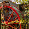 Mill at Smith Mill in Rinard, Illinois