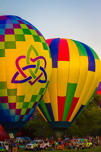 Colors at the Balloon Fest