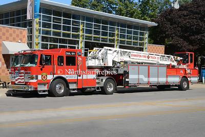 Evanston Fire Department
