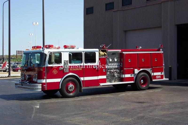 Rosemont E174