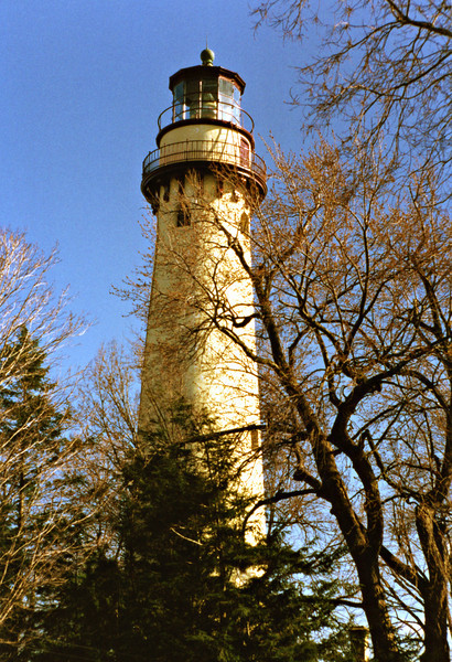 """During the 1990's a massive restoration project was launched.  On January 20, 1999 the Grosse Point Light Station was designated a National Historic Landmark.  The station, located just north of Northwestern University, continues to be maintained as a museum and is opened for tours weekends from June through September.  See <a href=""""http://grossepointlighthouse.net/"""">http://grossepointlighthouse.net/</a> for additional information."""