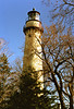 "During the 1990's a massive restoration project was launched.  On January 20, 1999 the Grosse Point Light Station was designated a National Historic Landmark.  The station, located just north of Northwestern University, continues to be maintained as a museum and is opened for tours weekends from June through September.  See <a href=""http://grossepointlighthouse.net/"">http://grossepointlighthouse.net/</a> for additional information."
