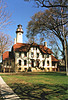 The City of Evanston's Park District, now named the Lighthouse Park District, acquired the light station when it was decommissioned.  In February 1946 they received approval to reactivate the light as a private aid to navigation.  The city maintained the station as a museum/park complex and developed a preservation plan in 1978.