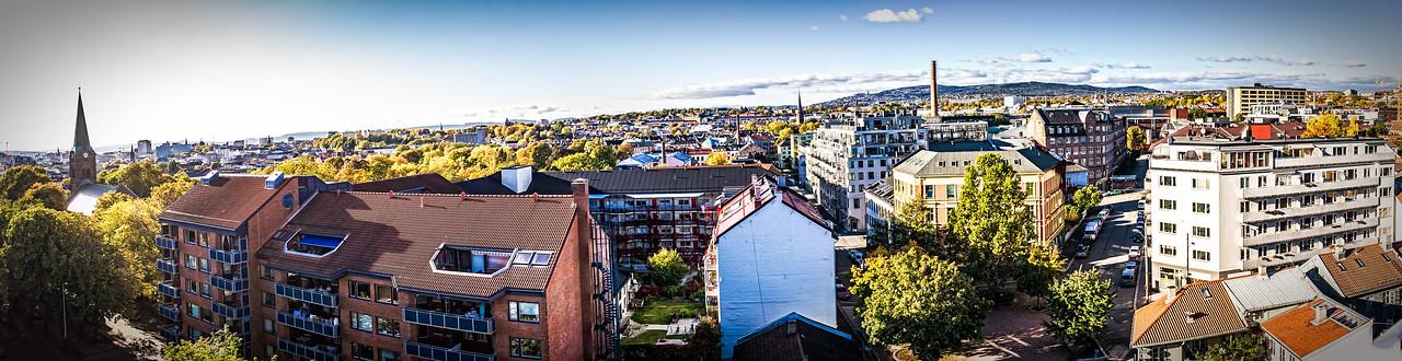 Grünerløkka og Sofienberg-høst 13.10.15