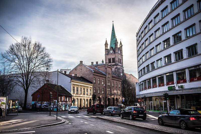 Bybilder Oslo