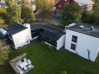 Villa Berg Tåsen 10.10.17