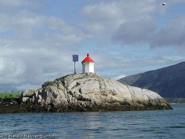 Fyrlykt, Efjord.
