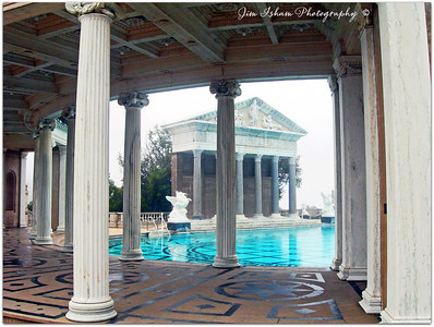 Hearst Castle Illustrate this 6.25.17