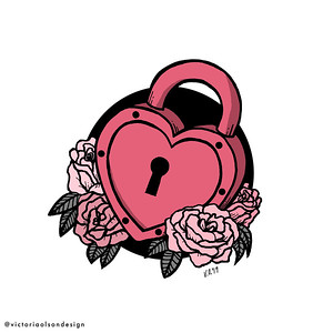 (Not) Ready to Love - Tattoo design