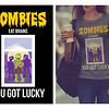 Zombies Eat Brains - Tshirt