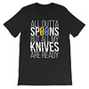 All Outta Spoons - T-shirt