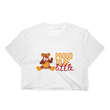Proud to be Little - Croptop