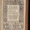 Title page of Responsio ad annotationes Eduardi Lei